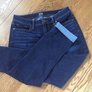 A.N.A. Skinny jeans.